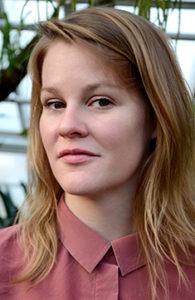 Theresia Enzensberger. Foto: Rosanna Graf