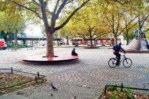 Nettelbeckplatz. Foto: Annika Keilen