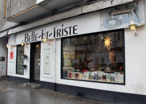 Belle-Et-Triste in der Amsterdamer Straße. Foto: Hensel