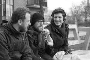 Die beiden Podcaster Stefan & Stephan, sowie ihr Gast Jesko Habert
