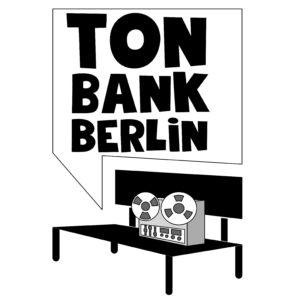 Das Logo von Tonbank Berlin