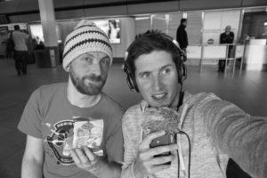 Die beiden Podcaster Stefan & Stephan