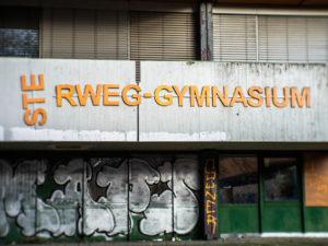 Schon lange weg: das Diesterweg-Gymnasium. Foto: Sulamith Sallmann