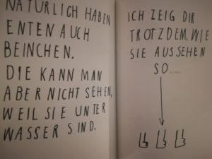 """Aus dem Buch """"Oh ein Tier"""""""