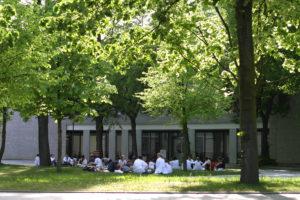 Charité Campus Virchow-Klinikum. Foto: Charite