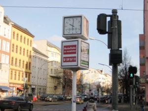 Osloer Straße Ecke Prinzenallee. Foto: Hensel