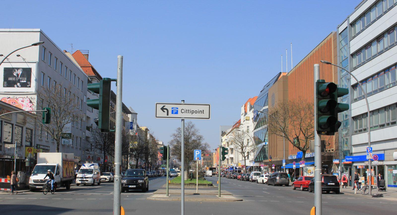 Berlin - Wedding - Muellerstrasse (c) Foto von Susanne Haun