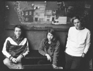 Unverblümt #20: David, Katharina und Sascha vom Korbinian Verlag. Foto: William Minke