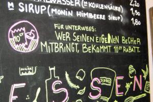 Hier gibt es auch Rabatt: Pâtisserie GàTô in der Nazarethkirchstraße. Foto: Hensel