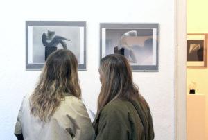 Ausstellung im Prima Center in der Biesenthaler Straße. Foto: Hensel