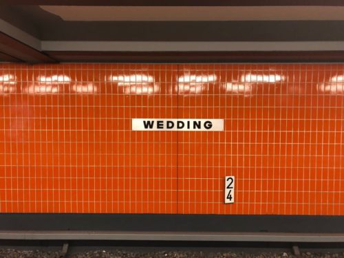 U-Bahnhof Wedding
