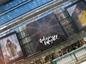 Galeries Lafayette in der Friedrichstraße. Foto: Hensel