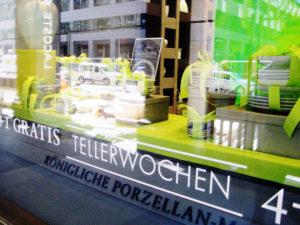 Un der Friedrichstraße. Foto: Hensel