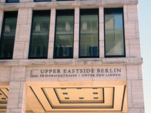 Upper Eastside Unter den Linden. Foto: Hensel
