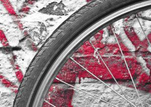 Reifen; Fahrrad. Foto: Sulamith Sallmann