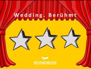 Logo Wedding berühmt