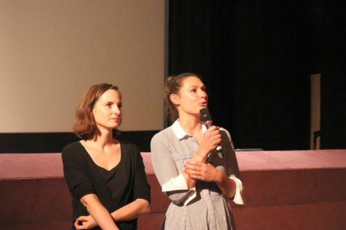 Anna Jurzik und Paula Syniawa