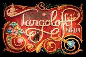 Schickes Schild. Foto: Tangoloft