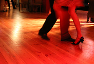 Im Tangoloft. Foto: Hensel