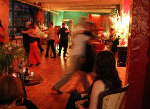 Auf der Tanzfläche. Foto: Hensel