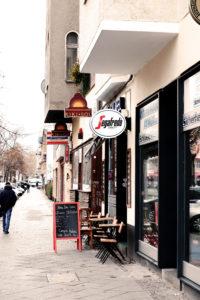 Das Green Fresh Falafel in der Reinickendorfer Straße