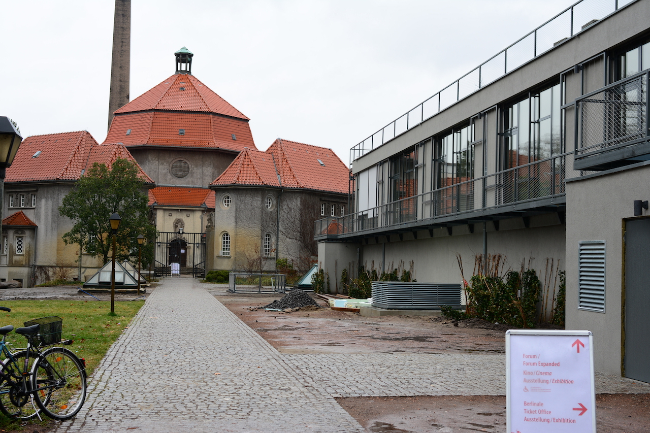 69. Berlinale In Der Neuen Betonhalle Im Silent Green