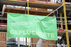 Noch mehr Mietergruppen für das Holzhaus. Foto: Hensel