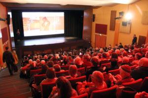 Gleich geht die Berlinale-Vorstellung im City Kino Wedding los. Foto: Hensel