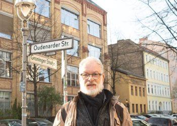 Sebastian Franz hält die Oudenarder Straße fotografisch fest