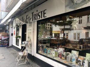 Schaufenster der Buchhandlung