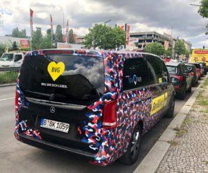 BVG Berlkönig Kleinbus