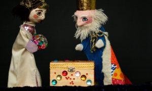 Puppentheaterfiguren