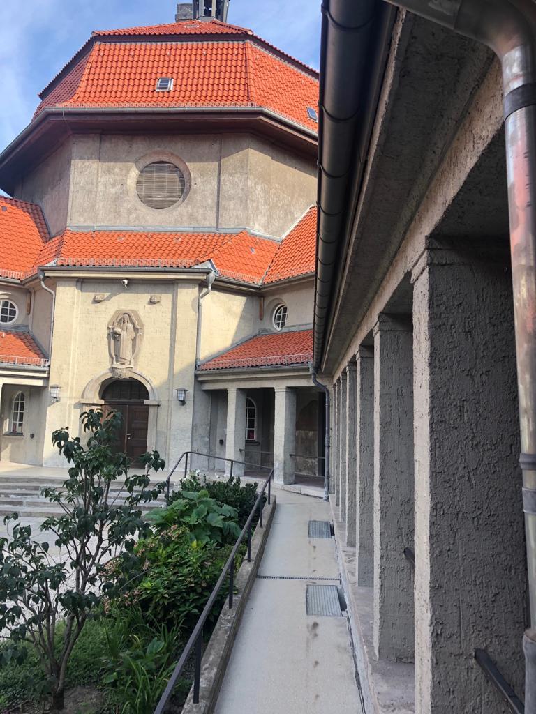 Krematorium Kuppelhalle silent green Kulturquartier