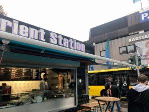 Imbissstandort Orient Station