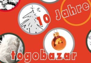 Togobazar Plakat