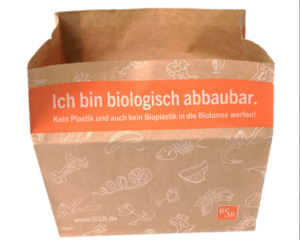 BSR Abfallbeutel Bio-Tonne