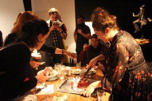 Über Osteuropa reden und essen