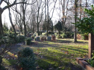 Friedhof St. Paul