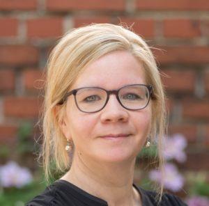 Pfarrerin Veronika Krötke