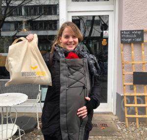 Newsletter-Abonnentin Lena