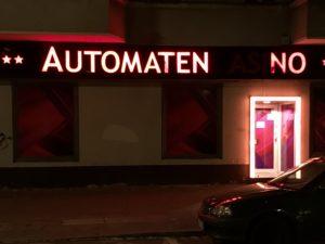 Automaten No statt Automatencasino