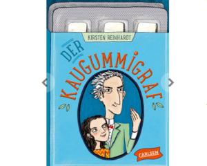 "Cover ""Der Kaugummigraf """