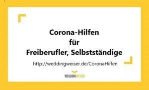 Hilfen in Zeiten von Corona