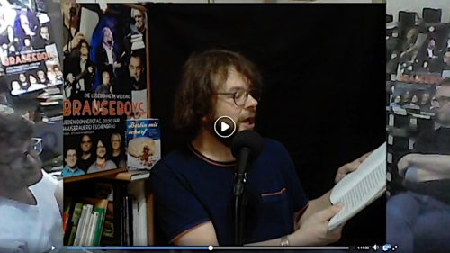 Brauseboys im Livestream