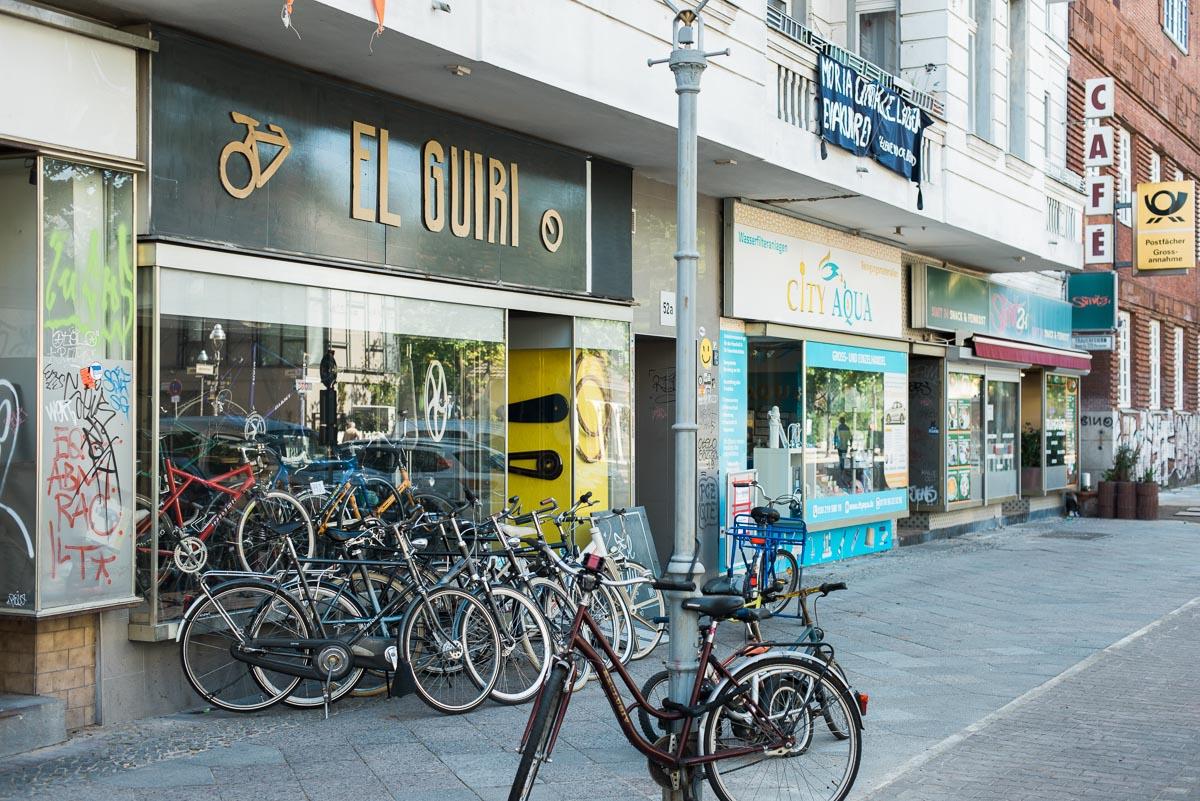 Fahrradladen El Guiri