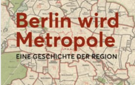 Berlin wird Metropole - Buchcover