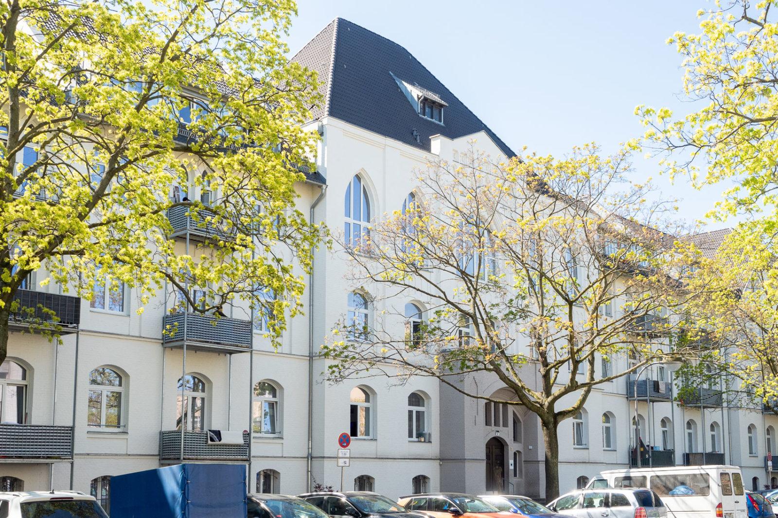 Gebäude jüdischen Lebens: Jüdisches Krankenhaus
