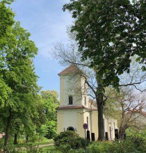 Kirche Lübars