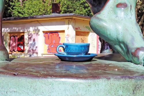 Das Parkcafé an der Catcherwiese in den Rehbergen