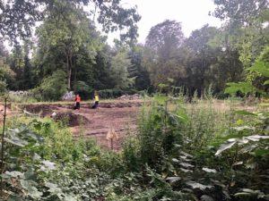 Gelände für den ElisaBeet-Plan